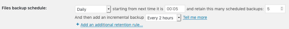 UpdraftPlus preview upcoming revolutionary development for WordPress backups!